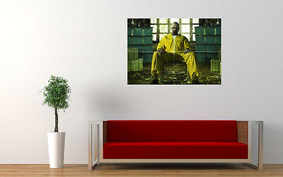 """BREAKING BAD HEISENBERG NEW LARGE ART PRINT POSTER PICTURE WALL 33.1""""x23.4"""""""