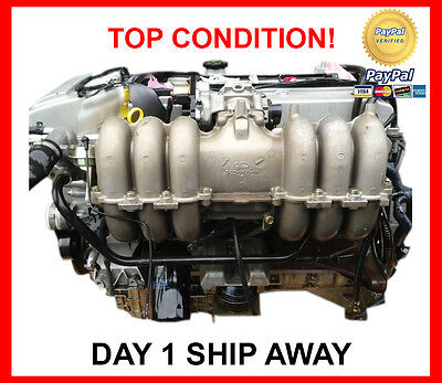 *SALE* Best Condition Ford Falcon BA 6 cylinder 4 litre ENGINE w/ Low KMs