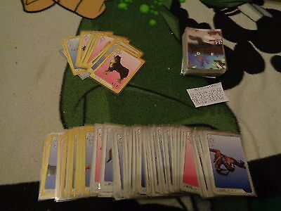 Final Fantasy Trading Crads mix batch all cards are between 50p & 75p each