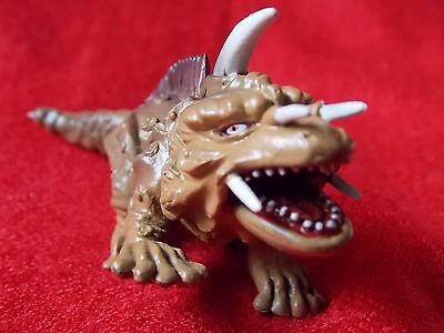 "JIGER / GAMERA ORION PVC SOLID Figure 4"" 10cm KAIJU MINT UK DESPATCH"