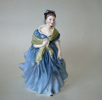 Royal Doulton Lady Figurine Adrienne HN2304 Excellent