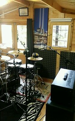 Kit Superstar Hyperdrive Custom + Kit Zildjian K + Meccaniche + Set Custodie
