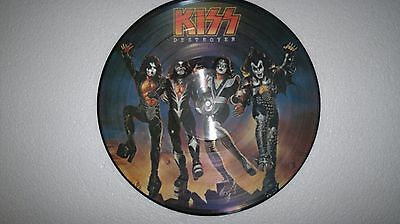 KISS - Destroyer Limited Edition, Picture Disc STEMRA