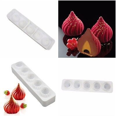 1PCS Silicone 3D RUSSIAN TALE Mold Cake Decorating Baking Tools Chocolate Truff