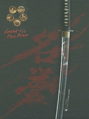 Legend of the Five Rings RPG Core Rule Book 4th Edition