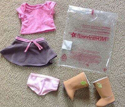 NEW American Girl MYAG True Spirit Outfit With Boots For Doll New In Package