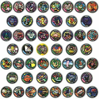 Yo-Kai Yokai Medals Series 2 - Pick / Choose your Medal for Yo Kai Watch New