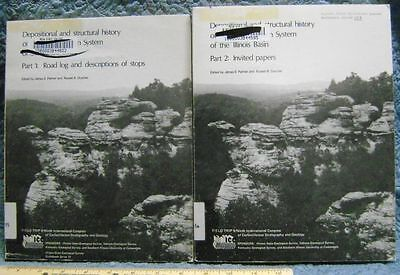 Geology: Illinois Basin, Pennsylvanian; Coal; Palmer, Dutcher; Mining, Mines