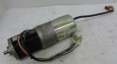 Yaskawa Electric AC Servo Motor USASEM-02YRS12 New