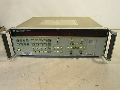 HP Universal Time Interval Counter 5335A Option 10