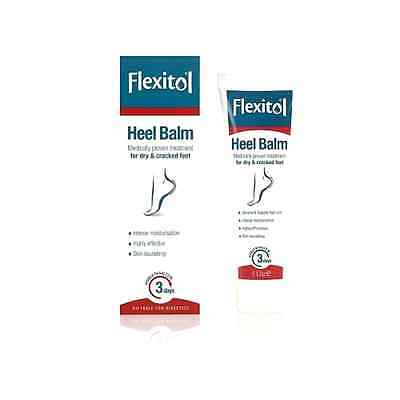1 Flexitol Heel Balm For Dry Cracked Feet Foot Cream 112g