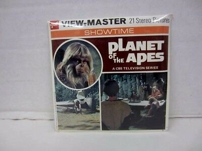 Planet Of The Apes Viewmaster View-Master Reels Nrfb Mib Mip Moc