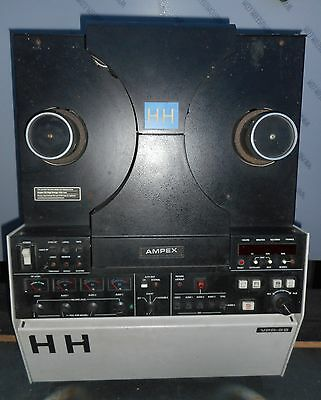 """AMPEX VPR2B 1"""" inch professional video tape recorder PAL format"""