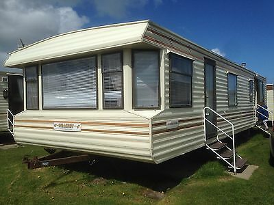 8 Berth 3 Bedroom Caravan For Hire  Ty Mawr Holiday Park Wales 6th March