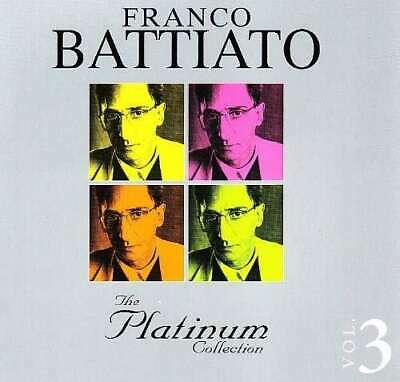 The Platinum Collection 3 - Franco Battiato CD EMI MKTG