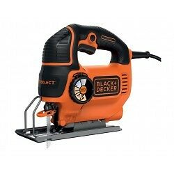 Black&decker Ks901Sek-Qs Seghetto Alternativo Elettronico Autoselect  620W Ad Az
