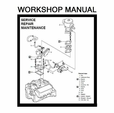 Subaru Impreza 2001-2007 Official Workshop Service Repair Manual Auto