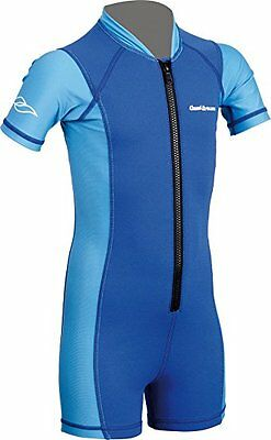 """Cressi Shorty Wetsuit for Kids, Premium Neoprene - Ages 2 to 10"""