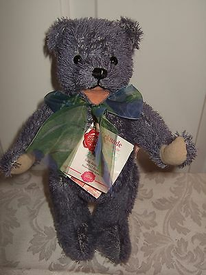 Stunning Hermann Germany, Limited Edition 25/1500, Blue Teddy Bear, Lady Blue.