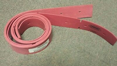"""New 2 Genuine Tennant 5700 / 5680 Squeegee Blades  (800mm) For 32"""" Models"""