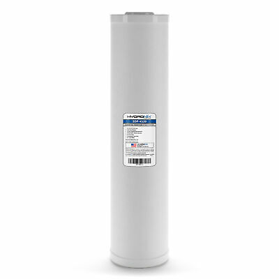 """Hydronix Radial Flow Carbon Filter - 4.5"""" x 20"""" Compatible to RFC20-BB"""