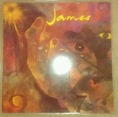 James 'born Of Frustration 3-Track 12'' Vinyl (Jim 1012)