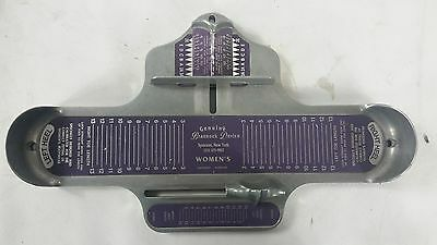 The Brannock Device Shoe Foot Measuring Machine Women's