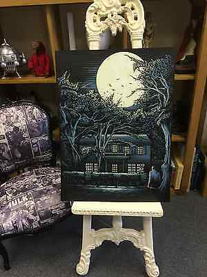 "Halloween ""The night He Came Home"" Limited edition (2000) UK, Bruce Dale"