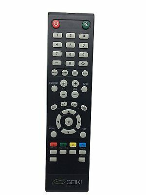 Vinabty New Replacement Remote Control R for SEIKI LCD Smart TV