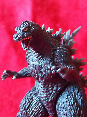 "GODZILLA '02 / BANDAI HG 9 PVC SOLID Figure 2.8"" 7cm KAIJU MINT UK DESPATCH"