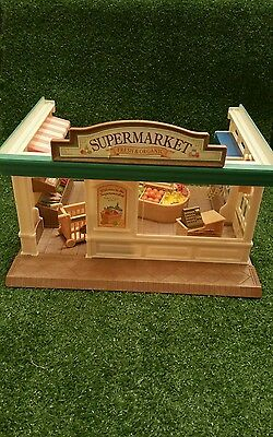 Calico Critters Supermarket Store