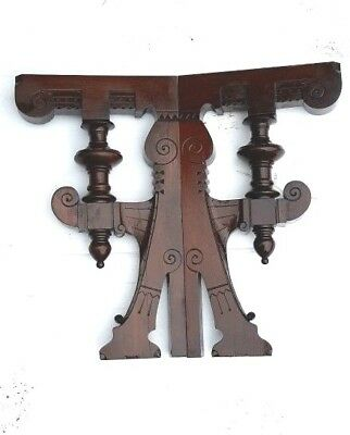 Antique Architectural Brackets Corbels