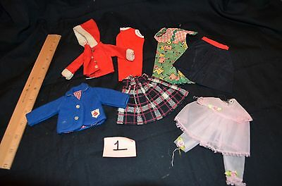 Ideal Tammy & Friends Outfit Lot