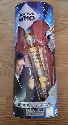 Doctor Who The Master's Laser Screwdriver
