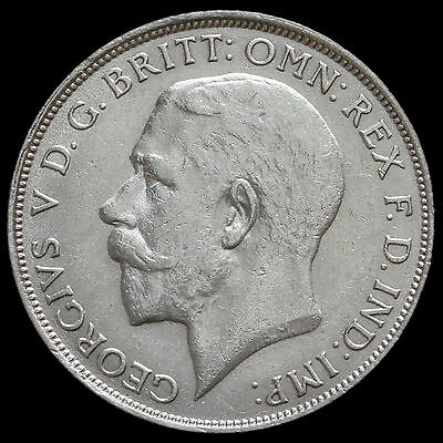 1922 George V Silver Florin – A/UNC  #2