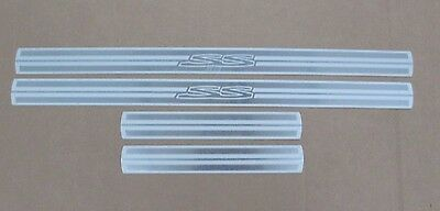 VE VF SS SSv Sedan Wagon Sill Panel Scuff Plate Kit Front & Rear NEW Genuine Ute