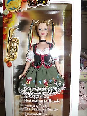 2006 Dolls Of The World Festivals Of The World Germany Oktoberfest Immaculate