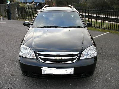 2008 Chevrolet Lacetti Sx Automatic  Black 43K Miles Only Full History