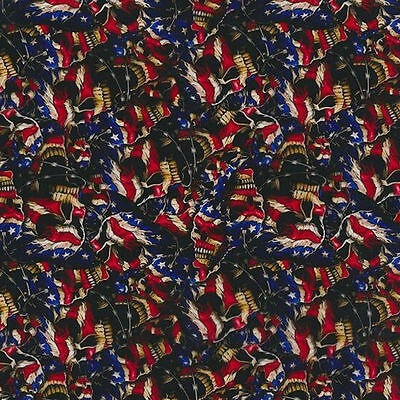 Hydrographic Film Water Transfer Hydrodipping Hydro Dip Stars And Stripes Skulls