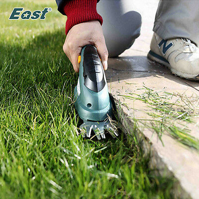 Trimmer Grass Cutter Mower Rechargeable Hedge garden power tools FREE SHIPPING