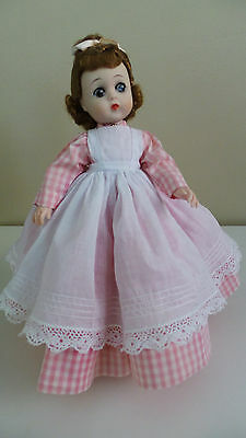 "Vintage Madame Alexander 12"" Doll -Little Women Beth Lissy - Stand"
