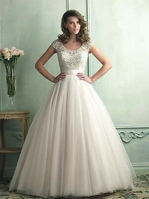 Brand New Allure Bridal Gown Style 9100 free shipping