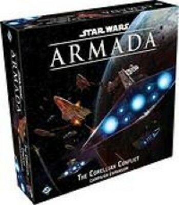 Star Wars: Armada, Corellian Conflict Exp , NEW & SEALED!!