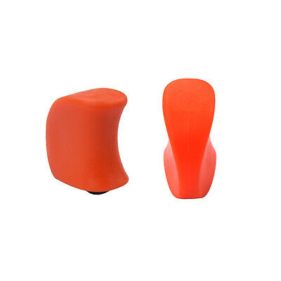 2X Archery Finger Spacer for Recurve Bow Finger Tab Guard Hunting Shooting Parts