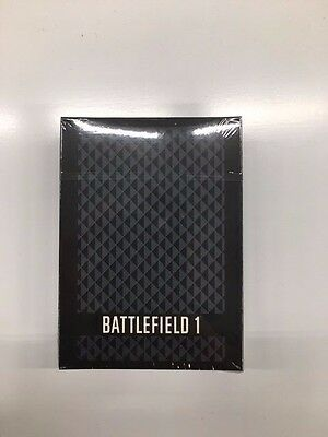 Battlefield 1 Playing Cards From Collector's Edition new