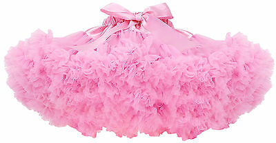 Baby Girl Kids Cute Fluffy Tutu Party Dance Cake Skirts Pettiskirt for Party