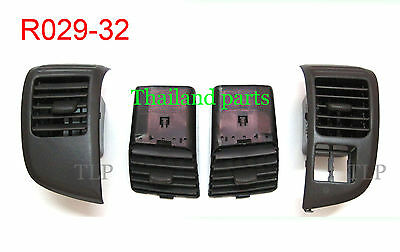 Air Condition Heat Vent Isuzu D-Max Dmax Holden Rodeo Ra Ute 2003-2006 New Black