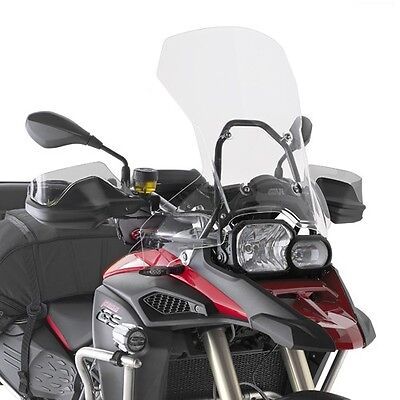 GIVI Windshield transparent for BMW F800 GS Adventure 13/15