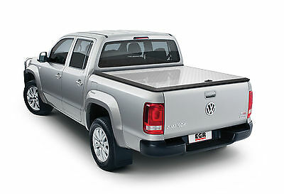 New Volkswagen Amarok Egr Aluminium Tonneau Cover Available In   Silver