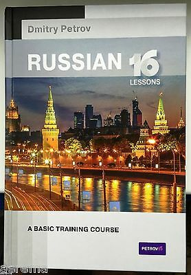 The Russian Language Basic Training Course Dmitry Petrov SELF-STUDY SELF-TEACHER